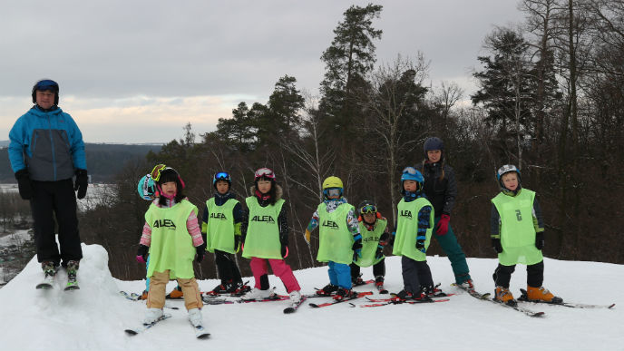 PORG International School Ski Course 2020